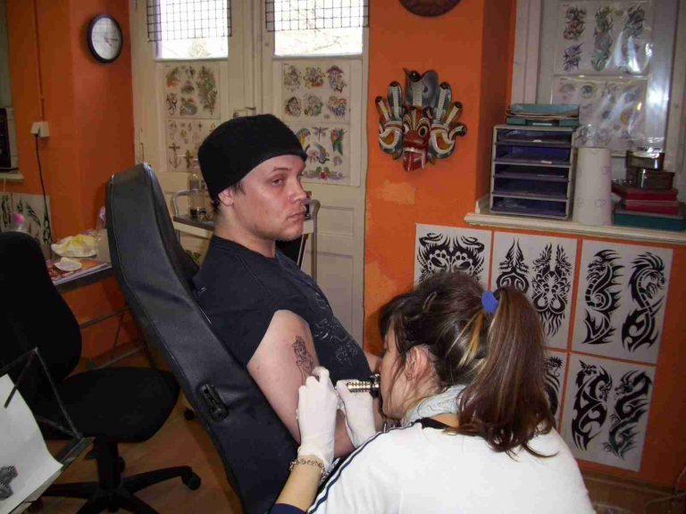 Teilner Tattoo Ausbildung