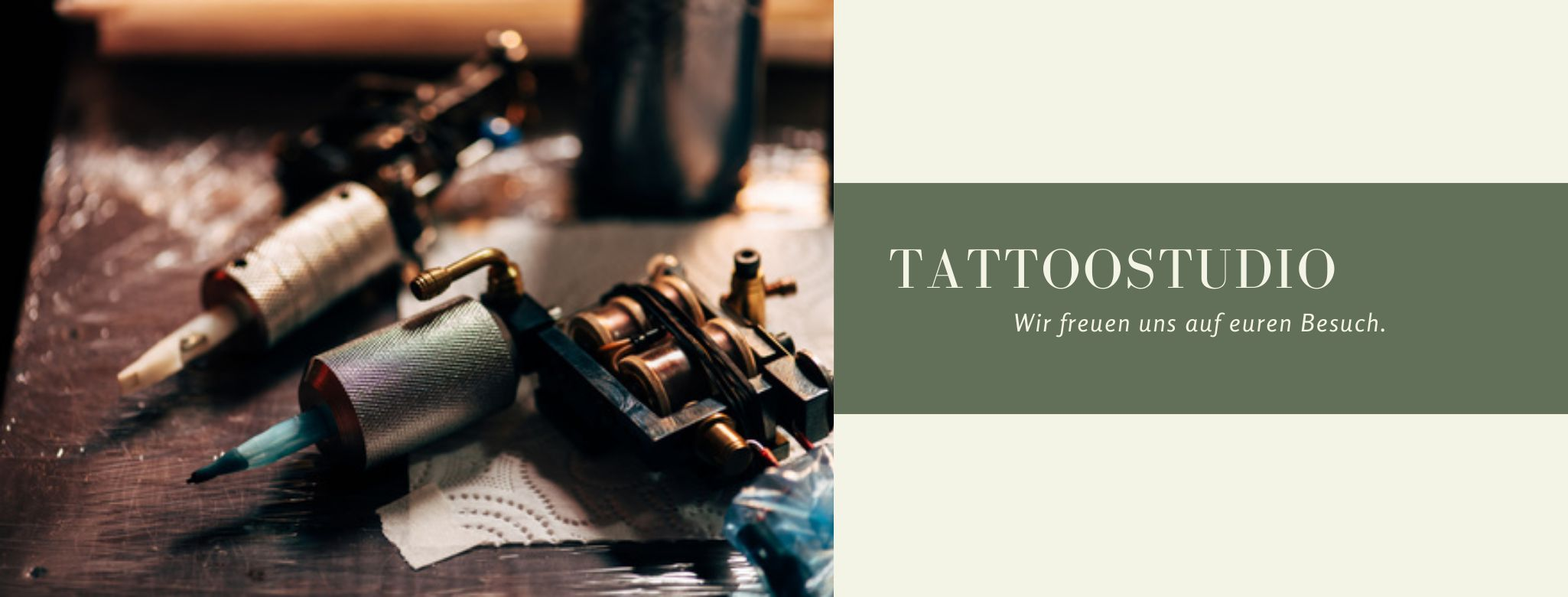 Tattoostudio